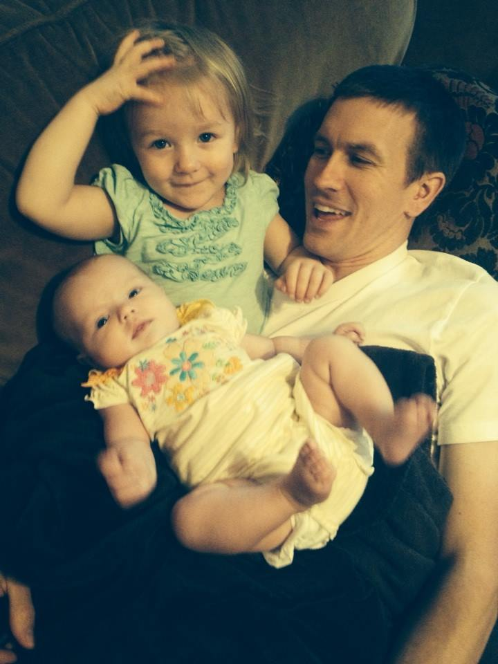 Daddy and Girls - June 10, 2014